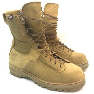 Danner Mens Desert Acadia Boots Size 11 Vibram New
